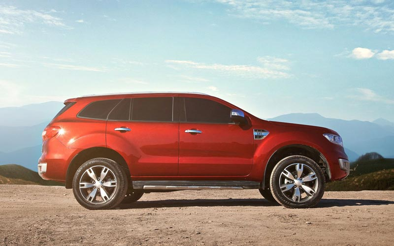 Фото Ford Everest