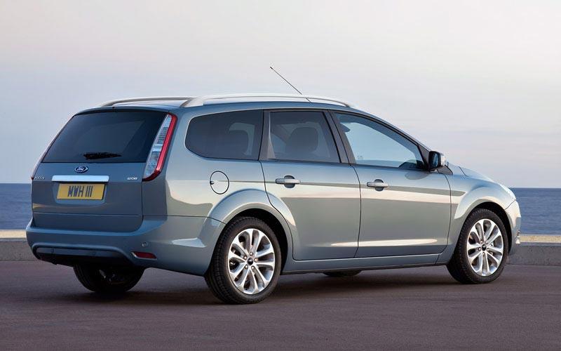 Фото Ford Focus Wagon  (2008-2011)