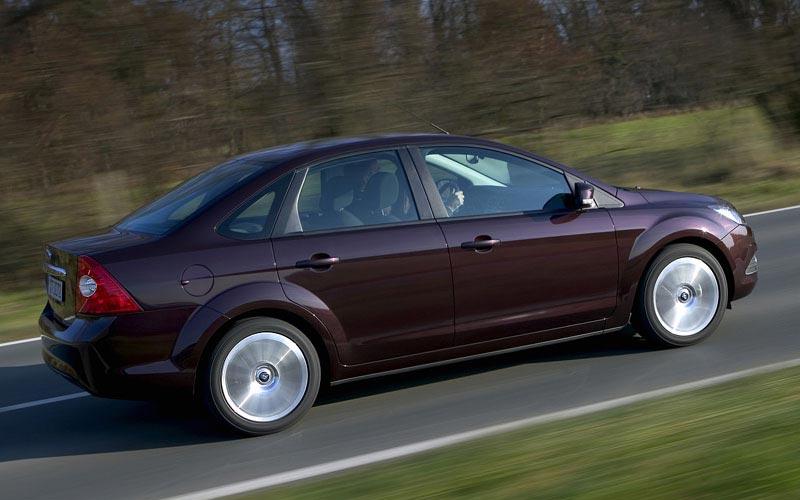 Фото Ford Focus Sedan  (2008-2011)