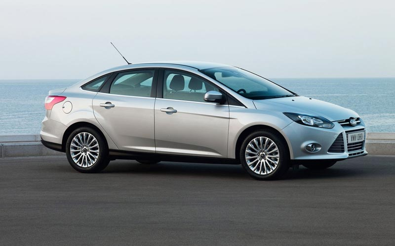 Фото Ford Focus Sedan  (2011-2014)