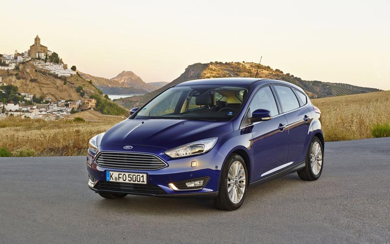 Фото Ford Focus  (2014-2019)
