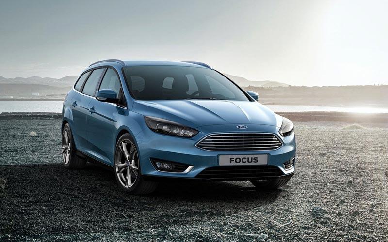 Фото Ford Focus Wagon