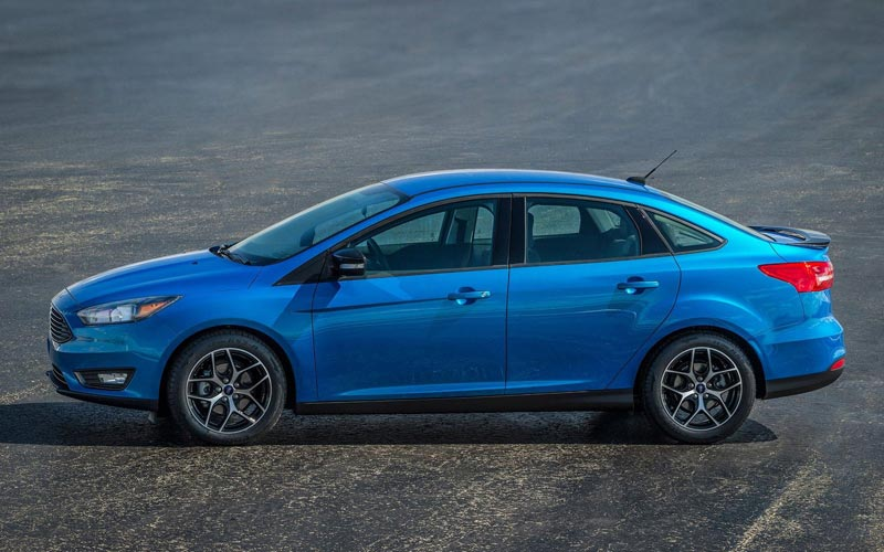Фото Ford Focus Sedan  (2014-2019)