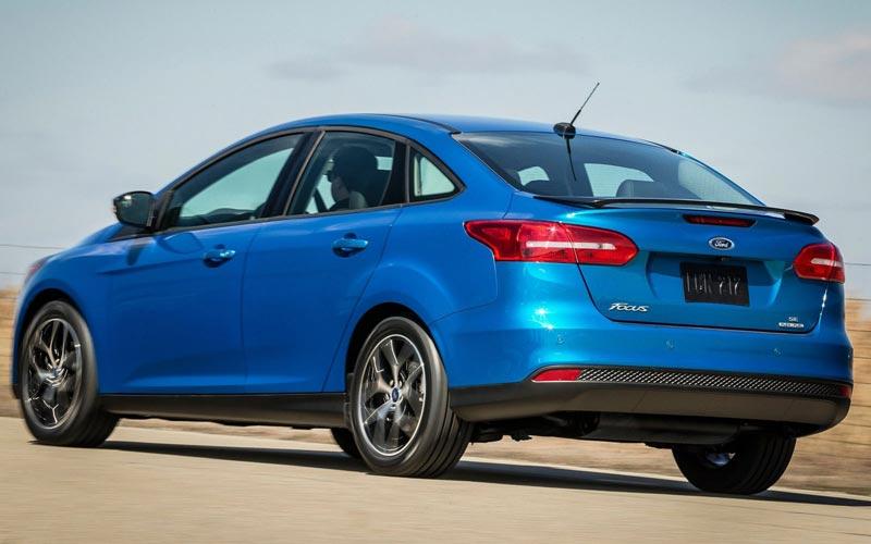 Фото Ford Focus Sedan