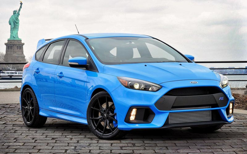 Фото Ford Focus RS