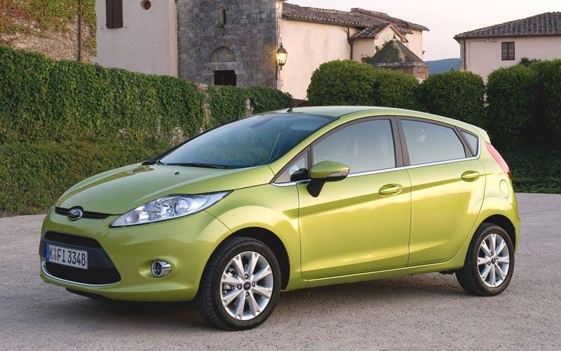 Фото Ford Fiesta  (2008-2012)