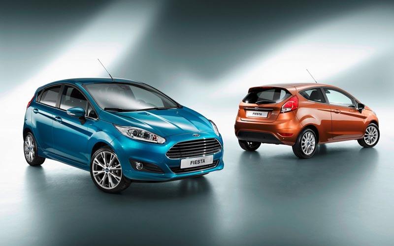 Фото Ford Fiesta