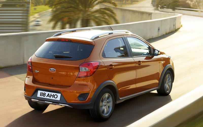 Фото Ford Ka Plus Active