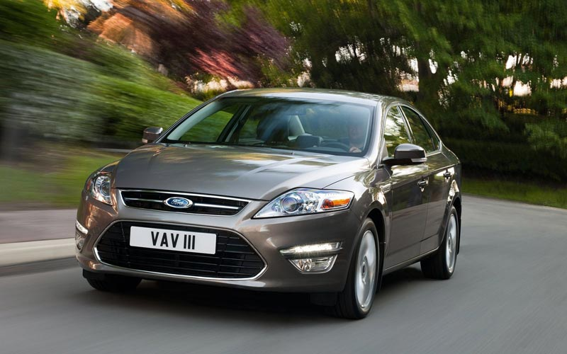 Фото Ford Mondeo  (2010-2014)