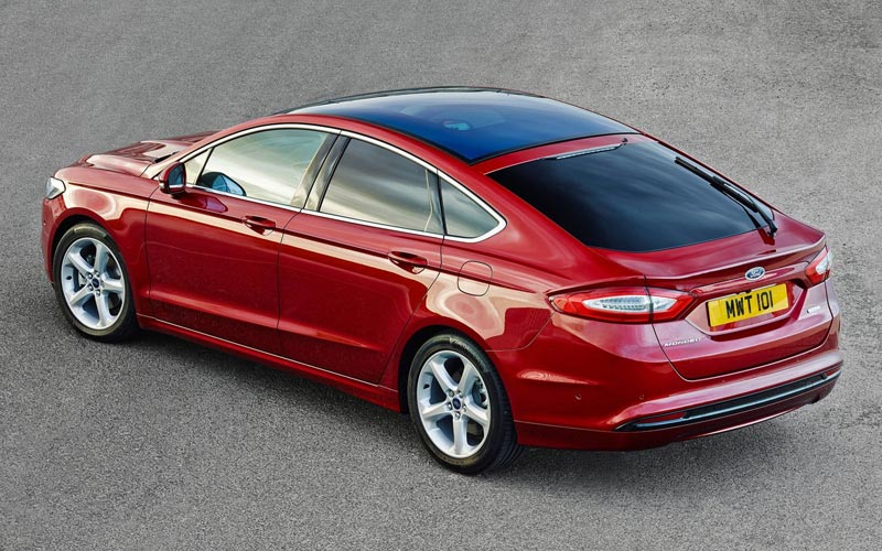 Фото Ford Mondeo Hatchback