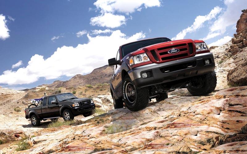 Фото Ford Ranger  (2006-2008)