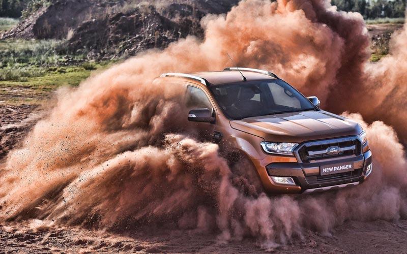 Фото Ford Ranger
