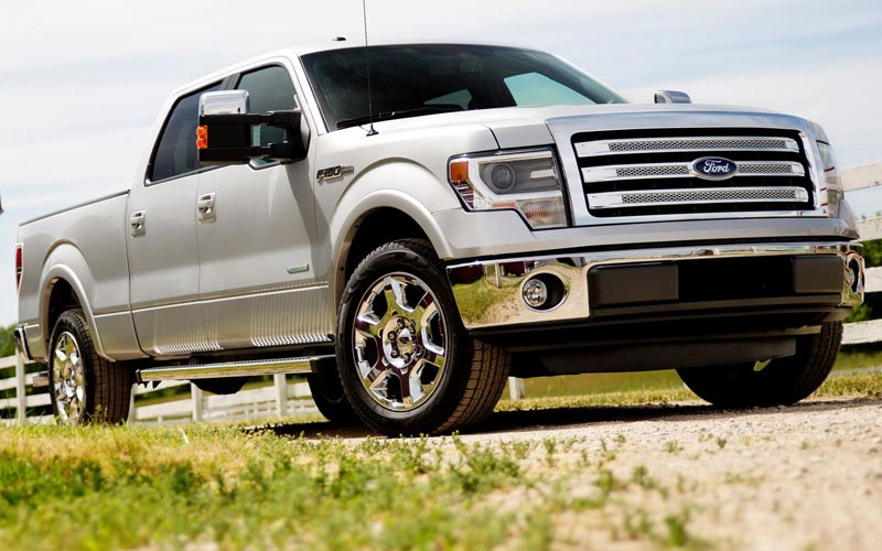 Фото Ford F-150  (2012-2014)