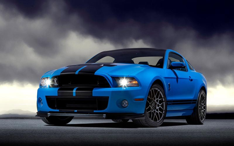 Фото Ford Mustang Shelby GT500  (2011-2013)