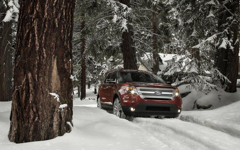 Фото Ford Explorer  (2011-2015)