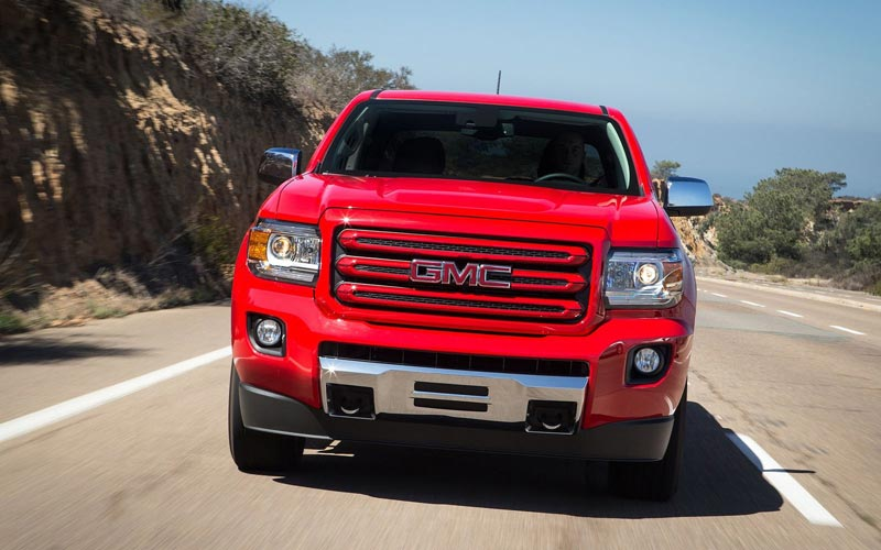 Фото GMC Canyon