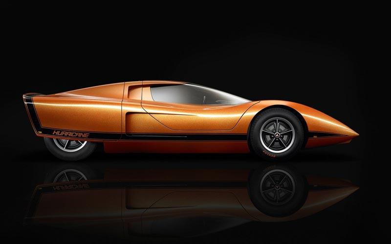 Фото Holden Hurricane Concept