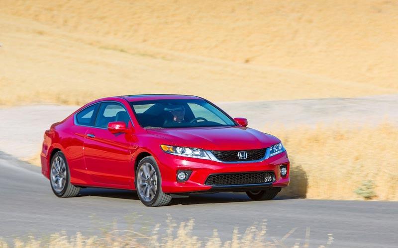 Фото Honda Accord Coupe  (2012-2015)