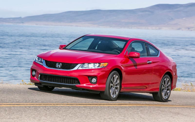 Фото Honda Accord Coupe  (2012-2015)