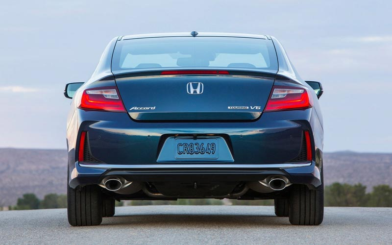 Фото Honda Accord Coupe