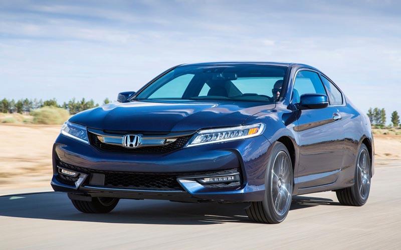 Фото Honda Accord Coupe