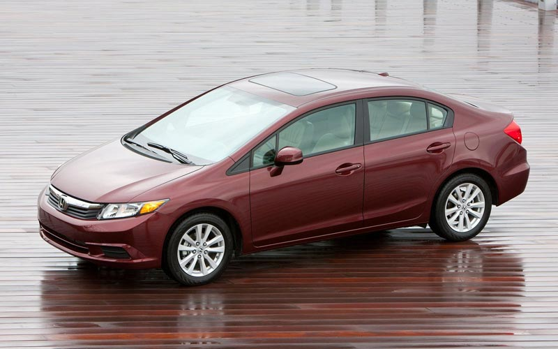 Фото Honda Civic USA