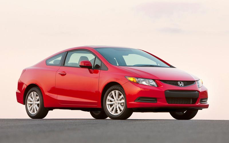 Фото Honda Civic Coupe  (2011-2015)