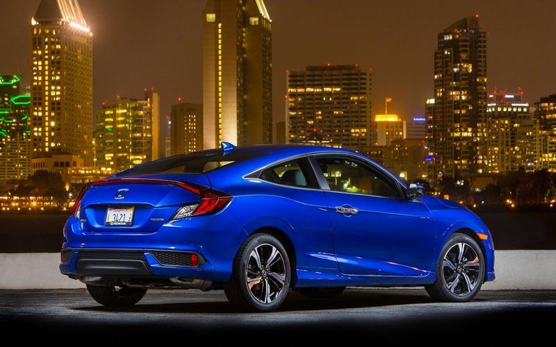Фото Honda Civic Coupe