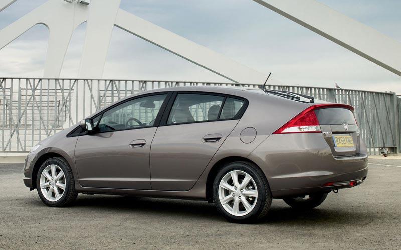Фото Honda Insight  (2009-2014)