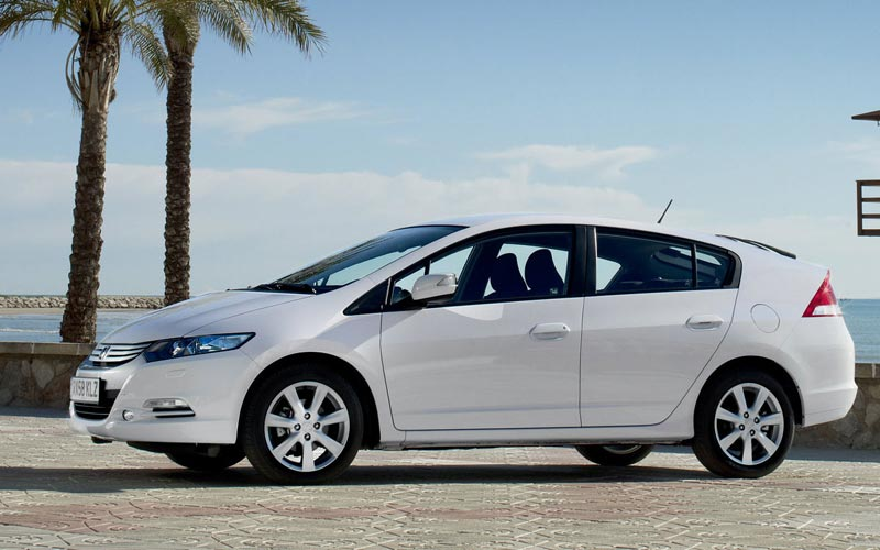 Фото Honda Insight  (2009-2014)
