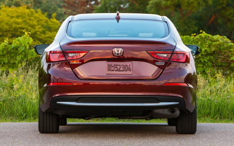 Фото Honda Insight