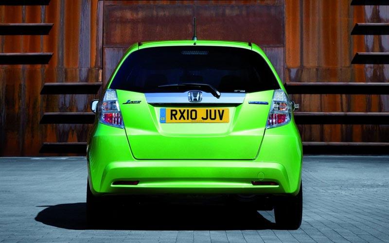 Фото Honda Jazz Hybrid