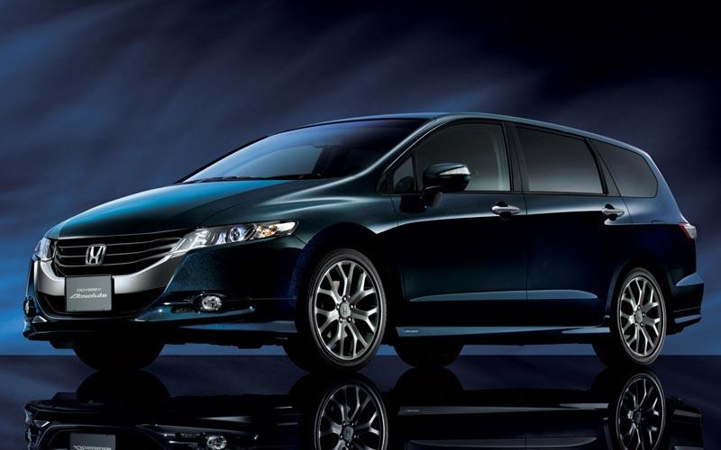 Фото Honda Odyssey  (2009-2013)