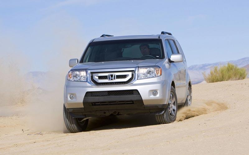 Фото Honda Pilot  (2007-2011)