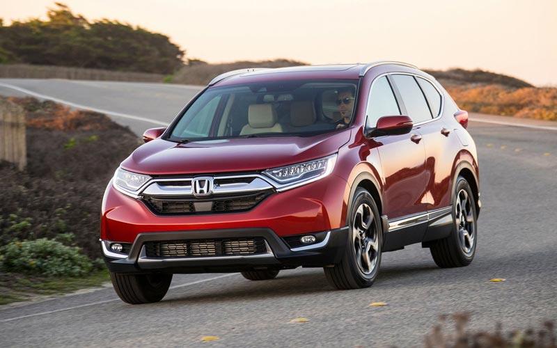 Фото Honda CR-V