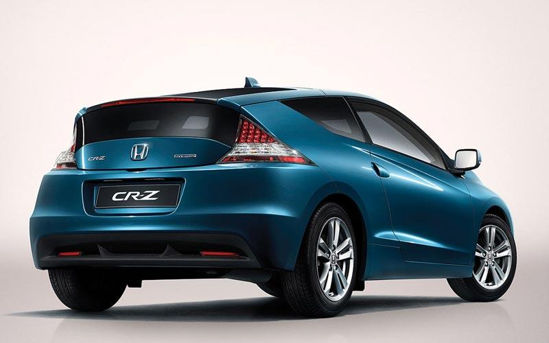 Фото Honda CR-Z
