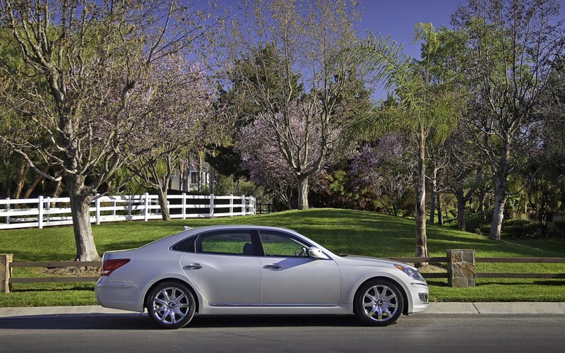 Фото Hyundai Equus  (2009-2012)