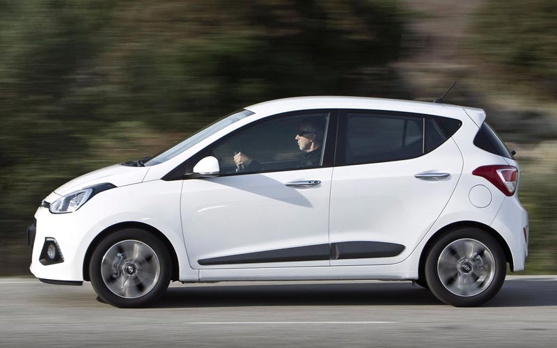 Фото Hyundai i10  (2013-2016)