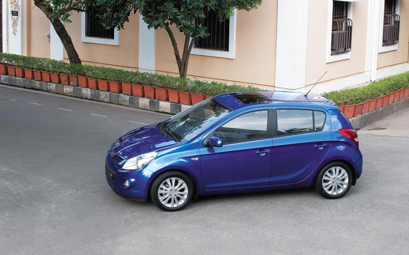 Фото Hyundai i20  (2008-2012)