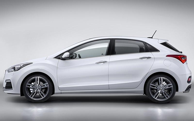 Фото Hyundai i30 Turbo  (2015-2017)