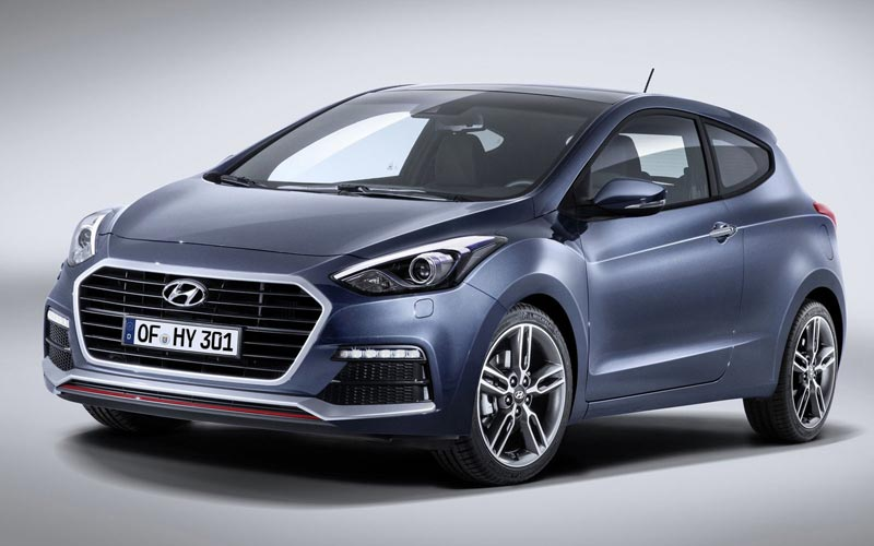 Фото Hyundai i30 Turbo  (2015-2017)