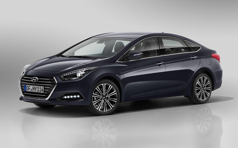 Фото Hyundai i40
