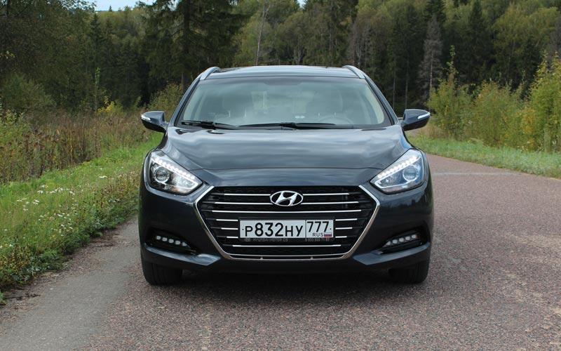 Фото Hyundai i40 CW