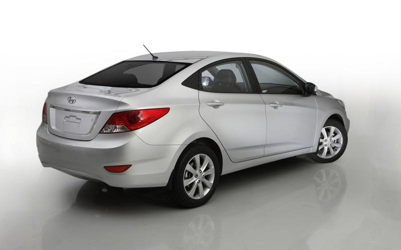 Фото Hyundai Solaris  (2011-2014)