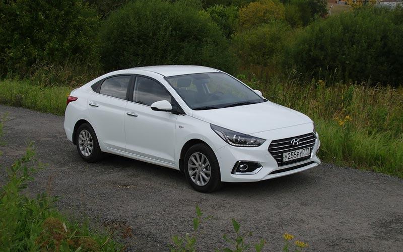 Фото Hyundai Solaris