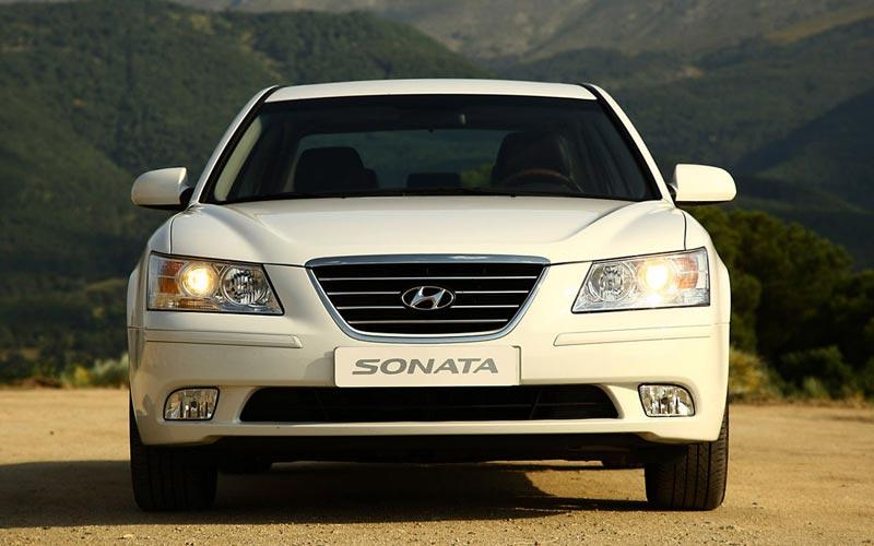 Фото Hyundai NF Sonata  (2008-2010)