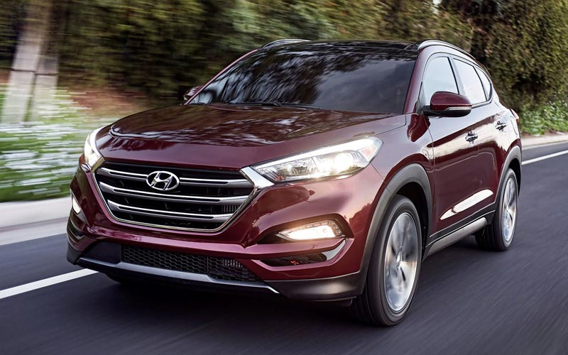 Фото Hyundai Tucson  (2015-2018)