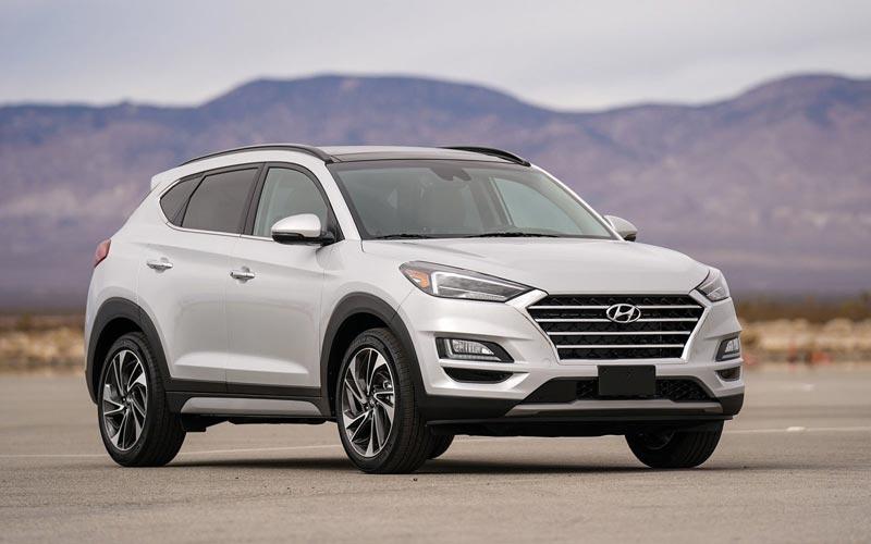Фото Hyundai Tucson