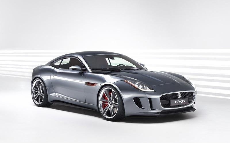 Фото Jaguar C-X16 Concept