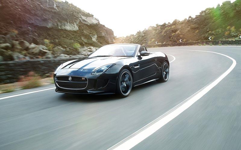 Фото Jaguar F-Type